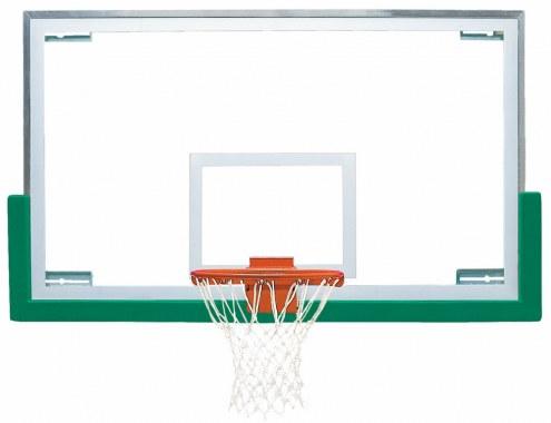 "Bison 42"" x 72"" Standard Glass Basketball Backboard"