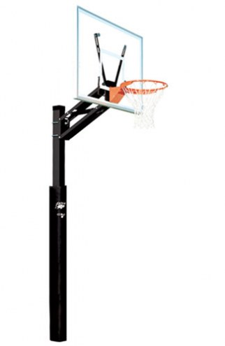 Bison All Conference Adjustable Basketball Hoop
