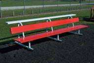 Bison Big B Portable Football Team Bench