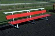 Bison Big B Portable Football Team Bench