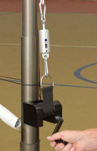 Bison NetSet Volleyball Net Tensioning Gauge