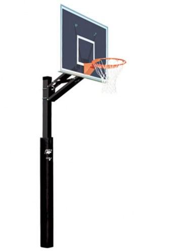 Bison Nighthawk Adjustable Basketball Hoop