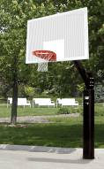 Bison Perforated Steel Basketball System