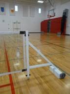 Bison Portable P.E. Pickleball System