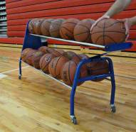 Bison SharpShooter Ball Cart
