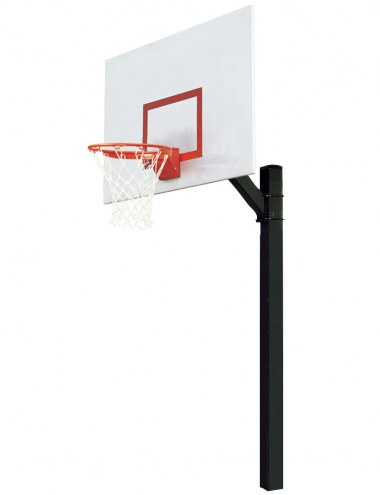 Bison Ultimate Jr. Playground Fixed Height Basketball Hoop