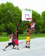 Bison Ultimate Steel Basketball Hoop