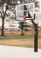 Bison Unbreakable Polycarbonate Basketball System