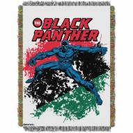 Black Panther Defend Throw Blanket