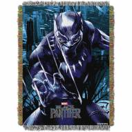 Black Panther Ripper Throw Blanket