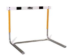 Blazer 1140 Steel/Aluminum Open Base High School Rocker Hurdle