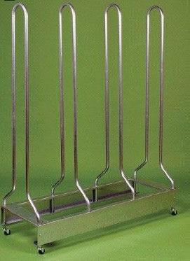 Blazer 4-stack Shoulder Pad Rack