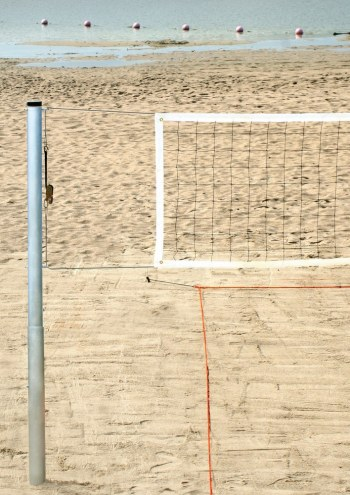 Blazer Sonic Outdoor Volleyball System