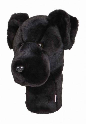 Black Lab Oversized Animal Golf Club Headcover