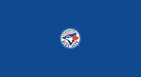 Toronto Blue Jays MLB Team Logo Billiard Cloth