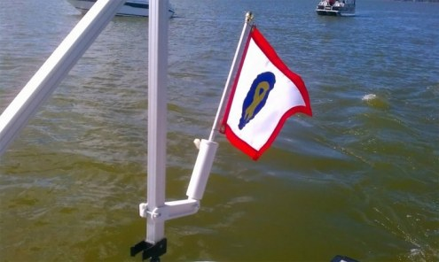 Boat Flag Pole