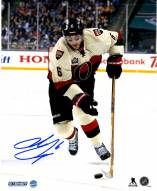 Bobby Ryan Signed Skating With Puck During the Tim Horton Heritage Classic 8 x 10 Photo