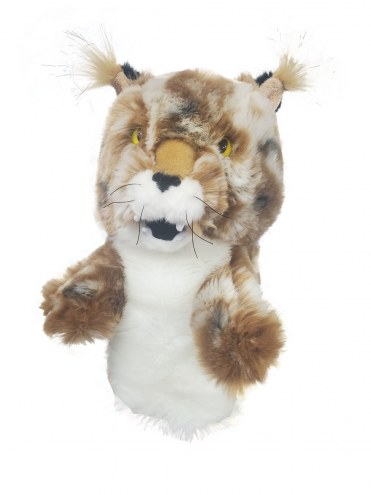 Bobcat Golf Driver Head Cover
