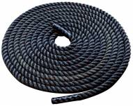 "Body Solid 1.5"" Diameter 50 ft Fitness Training Rope"
