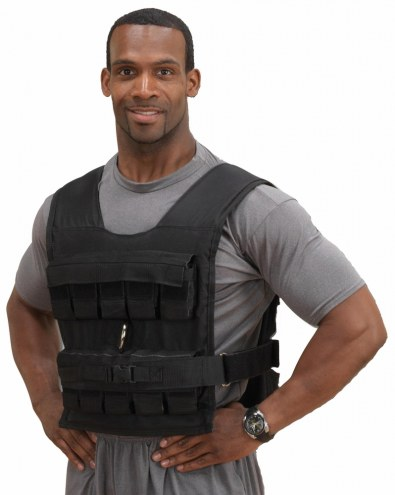 Body Solid 20 lb Weighted Vest