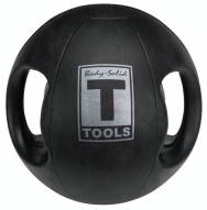 Body Solid Dual Grip Medicine Ball - 6 to 20 lb