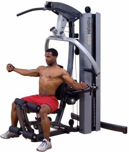 Body Solid Fusion 500 Home Gym - 210 lb stack