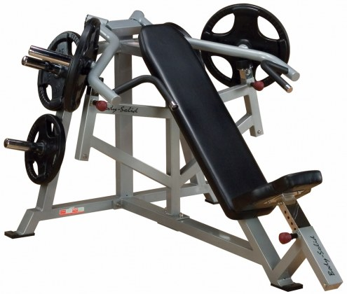 Body Solid Incline Press