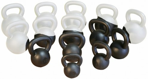 Body Solid Kettle Bell Set - 5-30 lb Singles