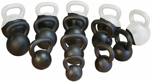 Body Solid Kettle Bell Set - 5-50 lb Singles