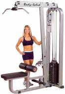 Body Solid Pro Club Lat Machine - 210 lb Stack