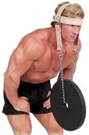 Body Solid Leather Head Harness