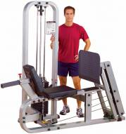 Body Solid Leg Press Machine - 210 lb stack
