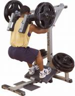 Body Solid Leverage Squat/Calf Machine