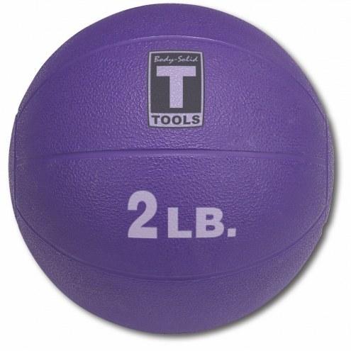 Body Solid 2 lb Medicine Ball