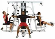 Body Solid Selectorized Multi-Stack Gym
