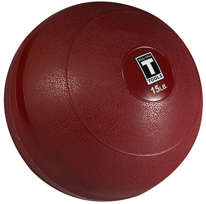 Body Solid 15 lb Slam Ball