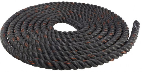 "Body Solid 1.5"" Diameter 40 ft Fitness Training Rope"