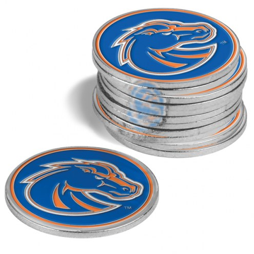 Boise State Broncos 12-Pack Golf Ball Markers