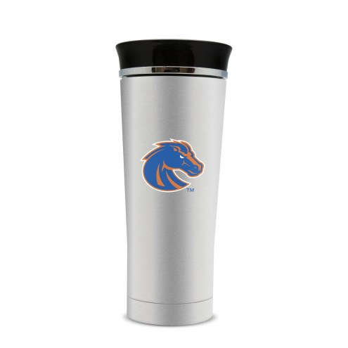 Boise State Broncos 18 oz. Stainless Steel Thermo Tumbler
