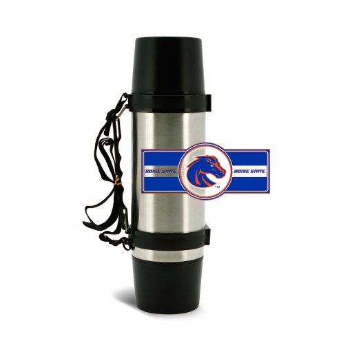 Boise State Broncos 40 oz. Stainless Steel Super Thermos