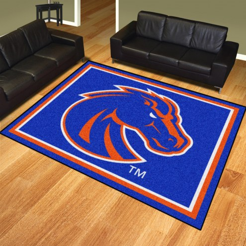 Boise State Broncos 8' x 10' Area Rug