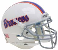 Boise State Broncos Alternate 13 Schutt Mini Football Helmet