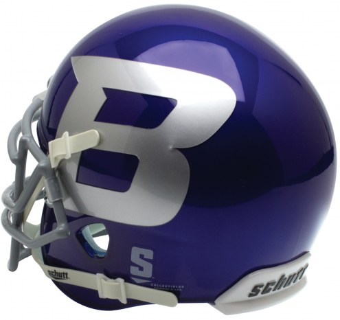 Boise State Broncos Alternate 5 Schutt Mini Football Helmet