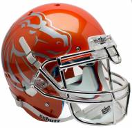 Boise State Broncos Alternate 6 Schutt XP Authentic Full Size Football Helmet