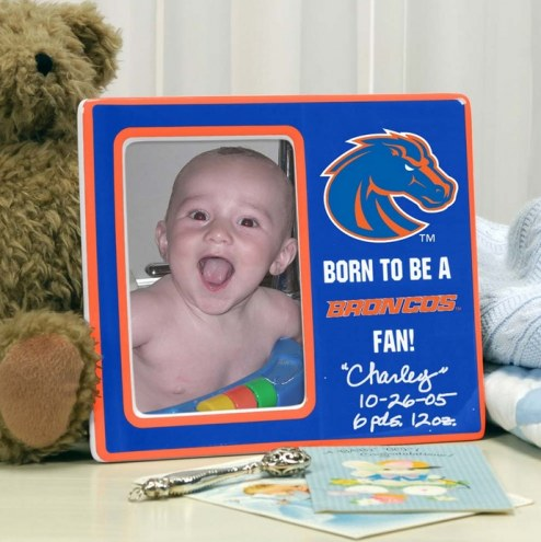 Boise State Broncos Baby Picture Frame