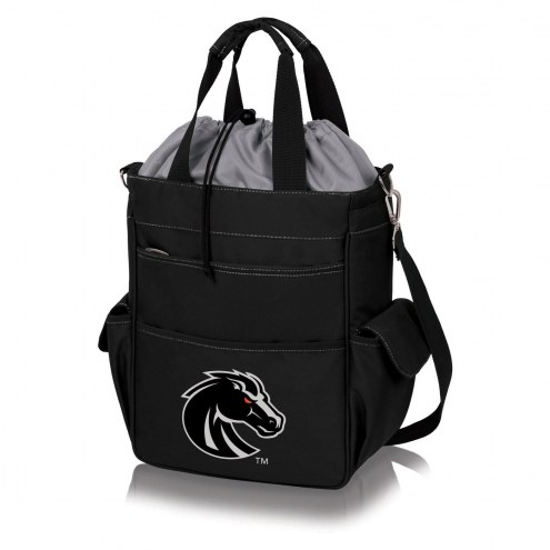 Boise State Broncos Black Activo Cooler Tote