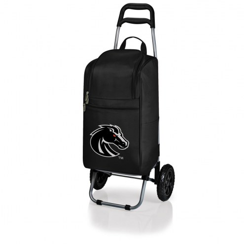Boise State Broncos Black Cart Cooler