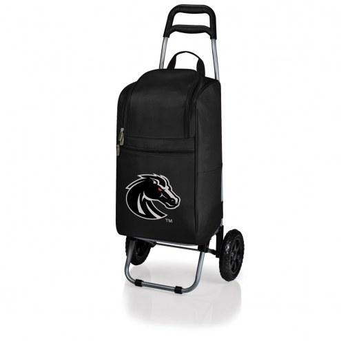 Boise State Broncos Black Cart Cooler