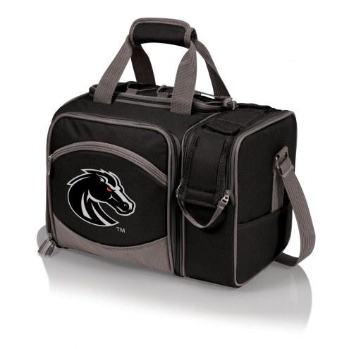 Boise State Broncos Black Malibu Picnic Pack