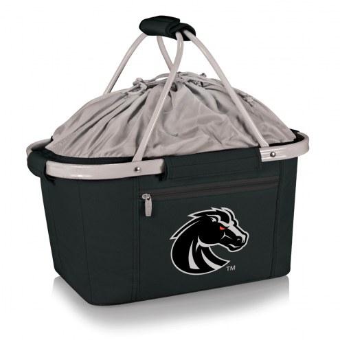 Boise State Broncos Black Metro Picnic Basket